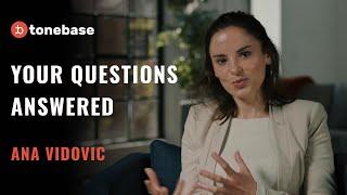 Ana Vidović Answers YOUR Questions!