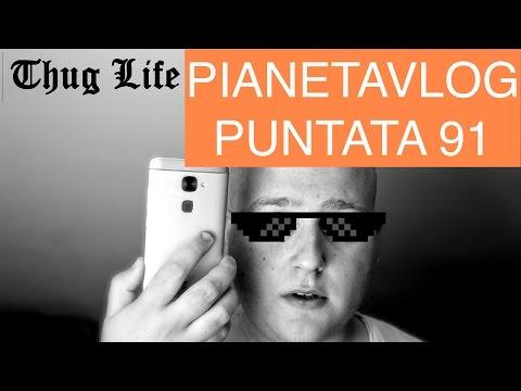 Foto PianetaVlog 91: Xiaomi YI 2, Mi Max, OnePlus 3, Galaxy A4, Smartwatch HTC