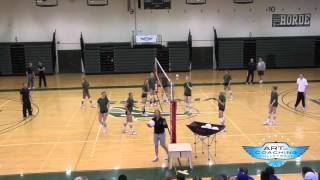 Family Feud Volleyball Drill - Art Of Coaching Volleyball