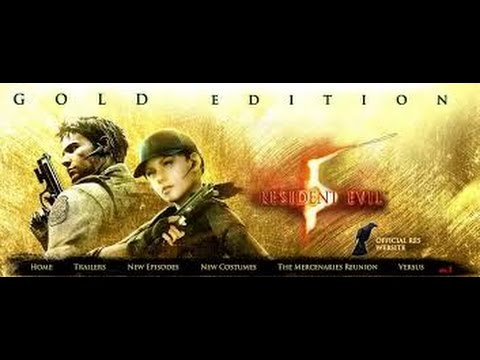 How to download resident evil 5 gold edition free no torrent