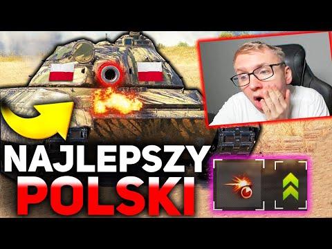 NAJLEPSZY NOWY POLSKI CZOŁG? - World of Tanks