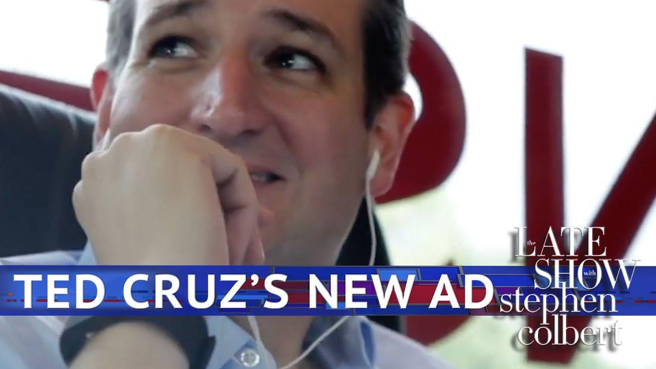 Trump Stars In New Ted Cruz Campaign Ad thumbnail