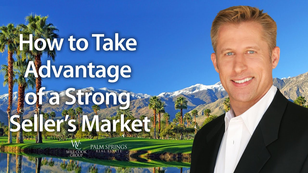 Taking Advantage of a Seller's Market With No Inventory
