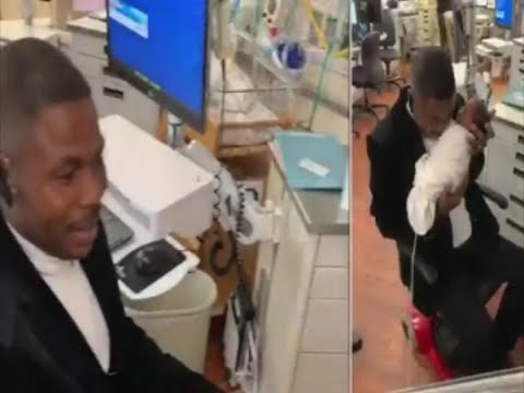BREAKING NEWS ! Yinka Ayefele Wife Give Birth To Triplet In United States Of America