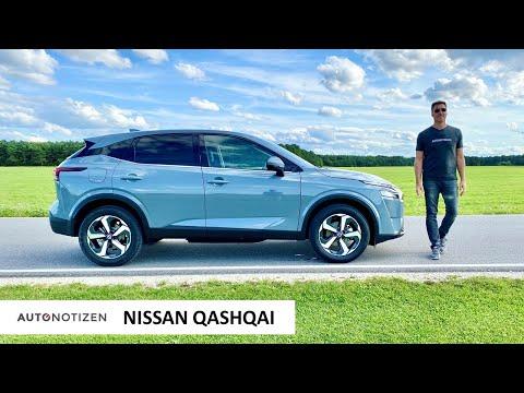 Nissan Qashqai: Die neue Generation des Bestsellers im Test | Review | Autobahn | 2021
