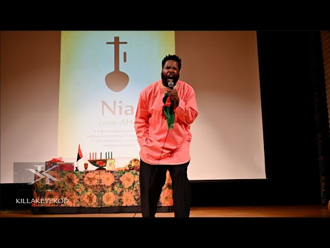 Dr. Umar Johnson – Last Lecture of the Decade (Detroit)