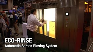 ECO-RINSE Automatic Screen Rinsing System - Product Video #1