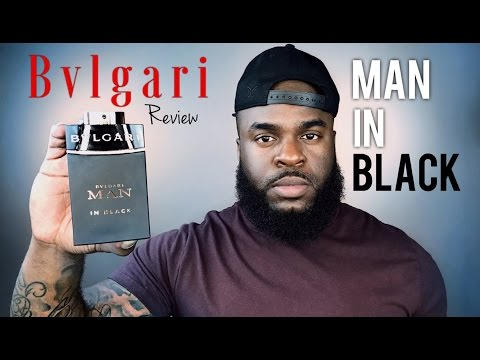 Bvlgari Man in Black Fragrance Review | Men's Cologne Review