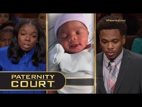 , title : 'Woman Openly Admits to Cheating (Full Episode) | Paternity Court'