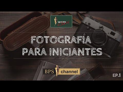 Curso completo de fotografia – Introdução (Ep1)
