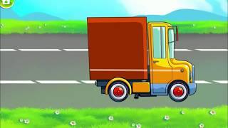 Транспорт - мотоцикл, машинки, самолёт, грузовик