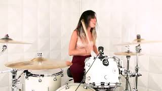 Twist me to the left Drum cover by the Dollyrots