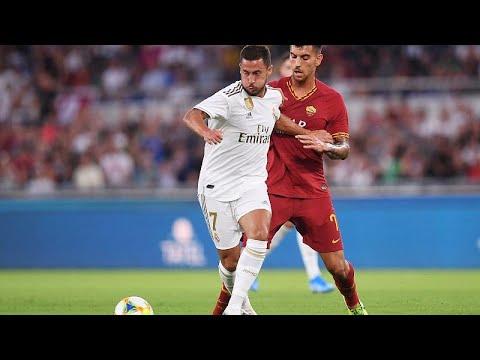 العرب اليوم - شاهد: استبعاد هازارد من المباراة الافتتاحية لموسم ريال مدريد