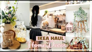 IKEA HAUL 2020 | Small Kitchen Decor Ideas | Minimalist Kitchen