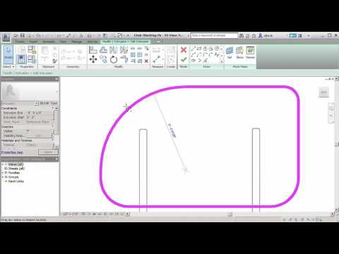 Revit 2017 – Tangency Locks