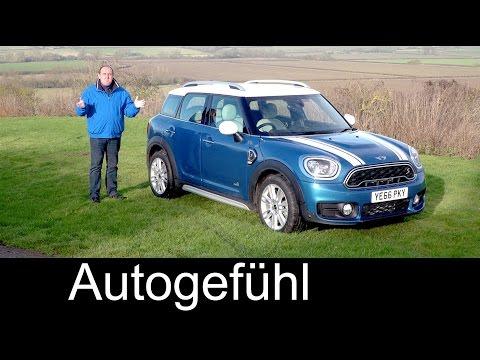 Mini Countryman FULL REVIEW test driven new neu SUV gen - Autogefühl