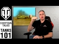 Tanks 101  Chieftain Talks  World of Tanks