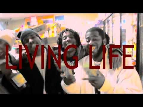 WEBB DIBEOSE FT. TRICKY TRAY & PAT - LIVING LIFE - OFFICIAL VIDEO