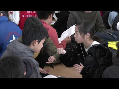 飛び出せ学校 中津市如水小学校 〜レイアウト〜
