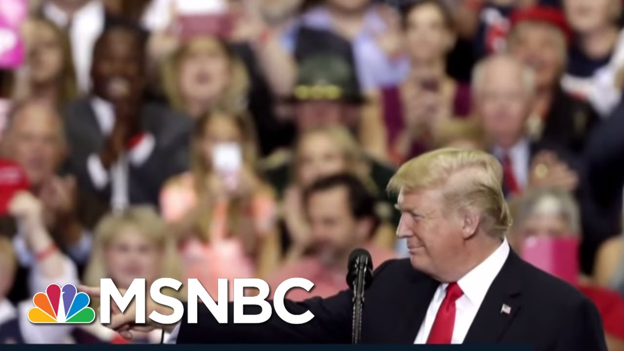 It's Not Normal: President Donald Trump's Obstruction And Pardon Moves   MSNBC thumbnail