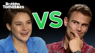 Divergent Personality Quiz pt 1 - Shailene Woodley & Theo James