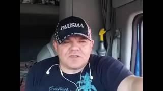 Американский дальнобойщик про Россию как фейковое государство