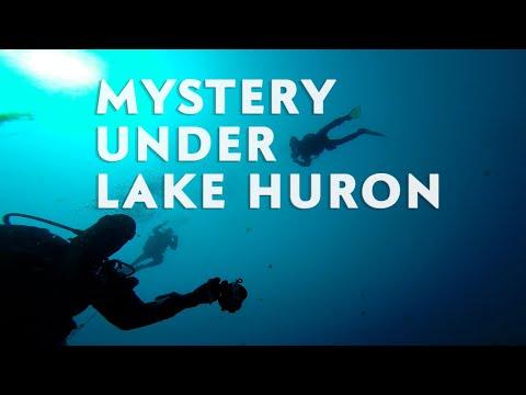 What Lies Hidden Beneath Lake Huron?
