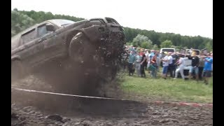 Убил мицыка!Crash Mitsubishi Pajero Sport митсубиши паджеро спорт зажег НЕРЕАЛЬНО КРУТО off-road 4x4