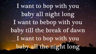 Bop - Dan Seals (Lyrics)