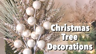 Easy DIY Christmas Tree Topper + Decorated Christmas Tree  ||PART THREE