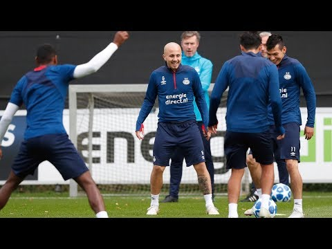 PSV wil beloning in Champions League