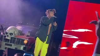 "Juice WRLD Performs (""Hear Me Calling"" & ""Fast"") Live @ Richmond Raceway 51419"