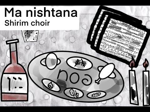 Má nistáná – animációs változat (zene: tradicionális/Födő Sándor, szöveg: tradicionális)