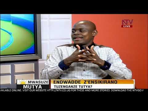 NTV Mwasuze Mutya: Twogera ku ndwadde ez'ensikirano ne Dr Nicholus Nanyeenya