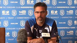 HTTV David Wagner previewed Towns Sky Bet Championship PlayOff final against Reading