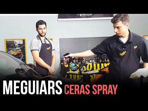 Meguiars Ceras em Spray