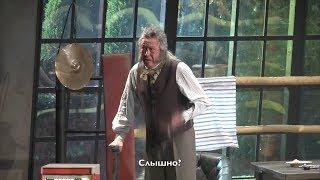 Ефремов устроил скандал в Самаре