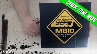 Unboxing Sharkoon Shark Zone MB10 Maus Bungee   illyahhh