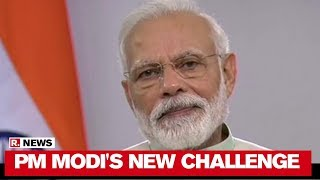 PM Modi\'s New 9pm Challenge During Coronavirus Lockdown