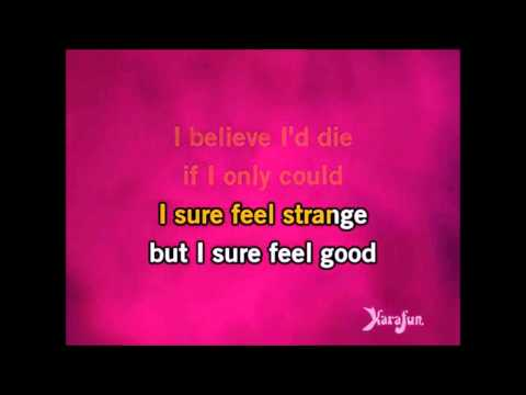 Something´s gotta a hold on me Christina Aguilera Karaoke