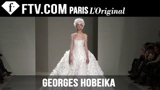 Georges Hobeika Show Spring/Summer 2015 | Paris Couture Fashion Week | FashionTV