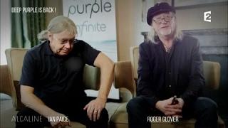 Alcaline, Le Sujet du 25/04 - Deep Purple is back