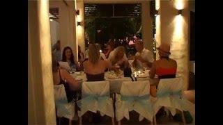 A wedding reception video shot at Zinc Restaurant in Port Douglas, Queensland Australia.