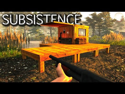 Day Three Improvements | Subsistence Gameplay | EP3