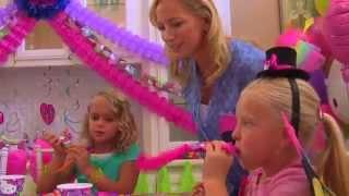 Rainbow Hello Kitty Birthday Party Ideas