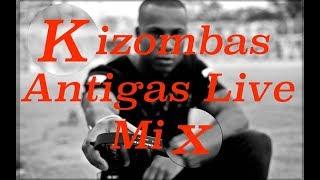 Kizombas Antigas Live Set   Di Sabura In The Mix