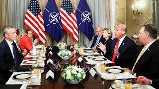 Скандал за завтраком и высылка дипломатов | Итоги дня | 11.07.18
