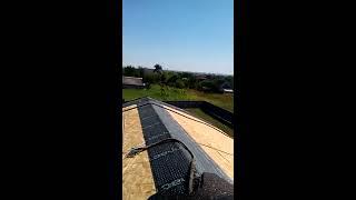 Ремонт крыши в домашних условиях своими руками