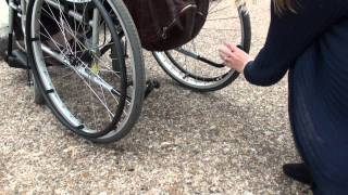 Using a Wheelchair - general tips
