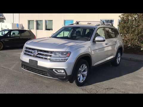 Pre-Owned 2018 Volkswagen Atlas SEL